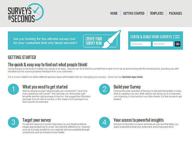surveys in seconds silvertrees